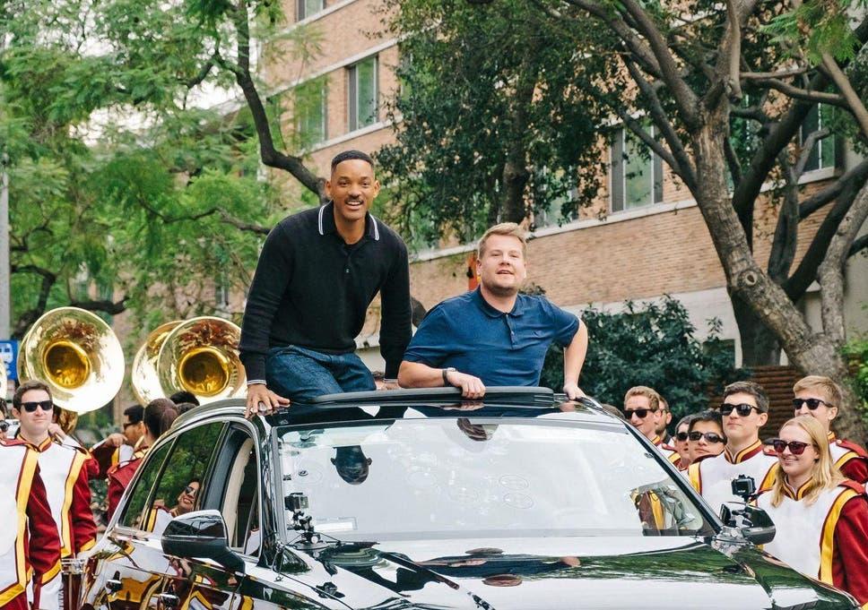 Carpool Karaoke The Series Debuts On Apple Music With Will Smith