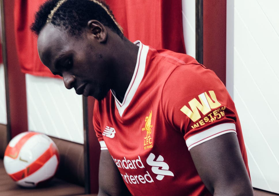 ae9668ffbd9 Liverpool become latest Premier League club to announce shirt sleeve ...