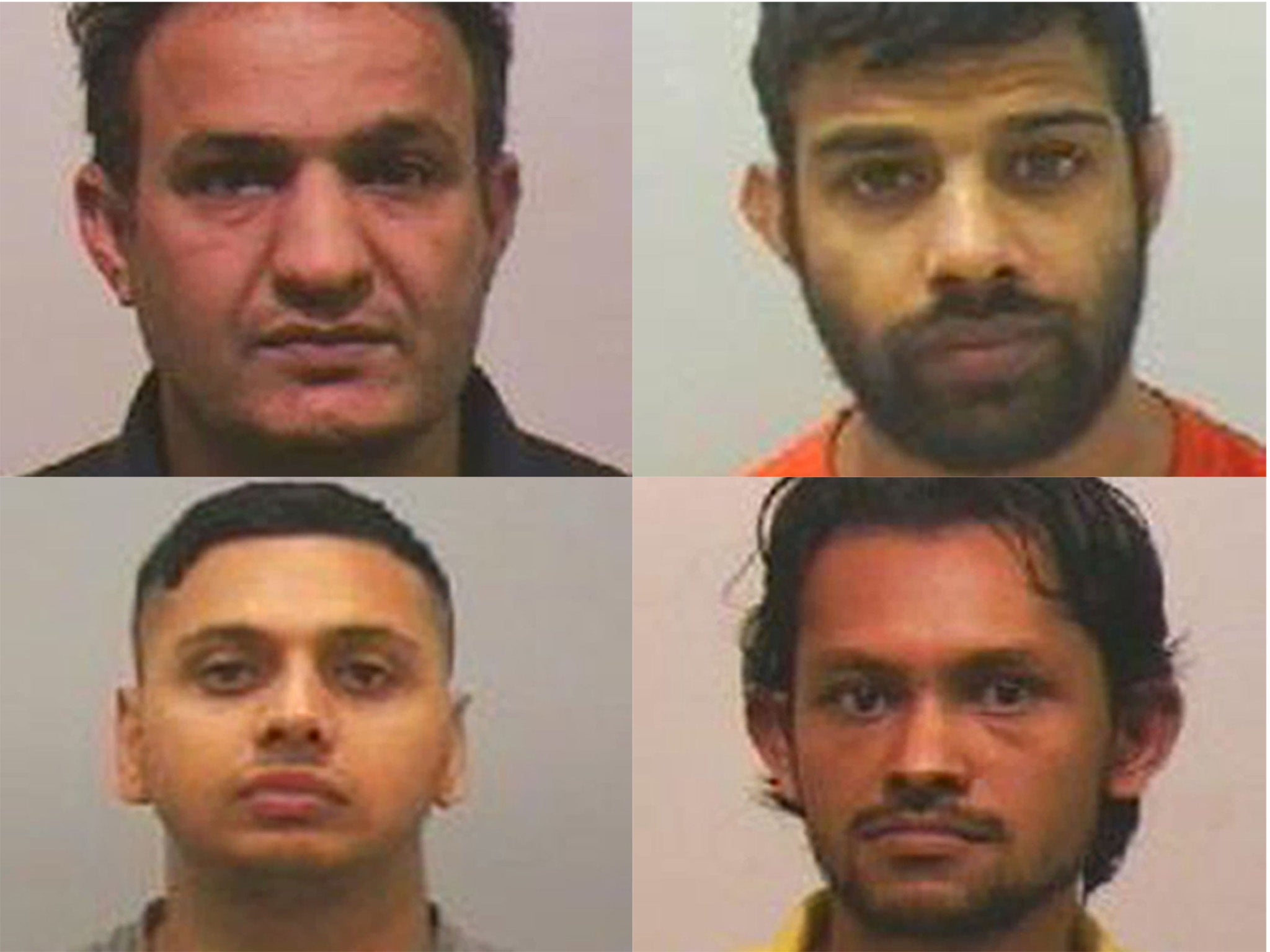 18 people convicted after girls and young women groomed, drugged and raped  in Newcastle   The Independent