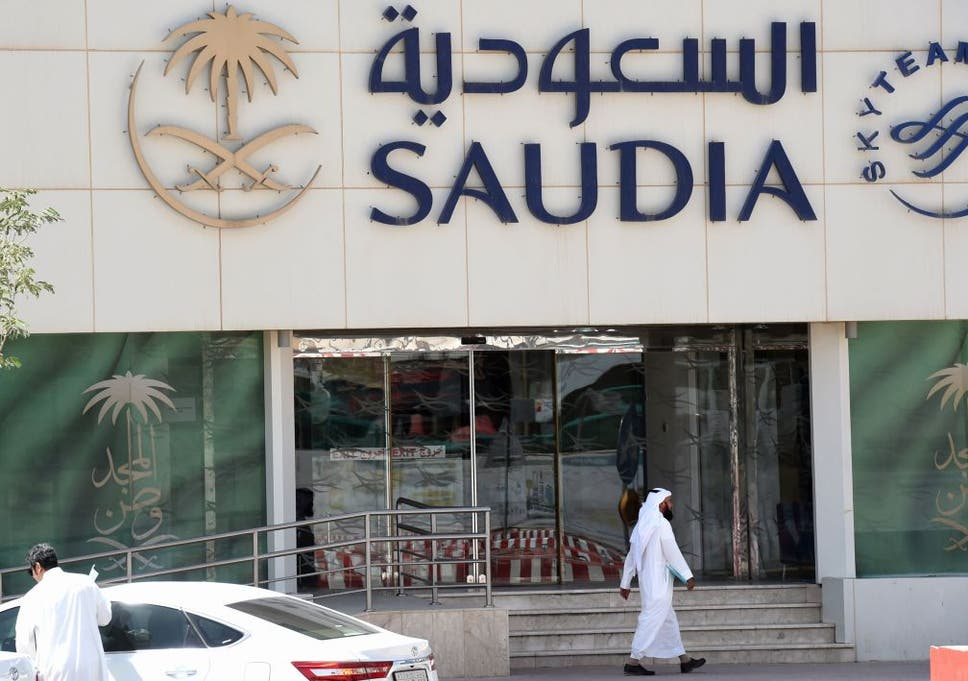 Saudi Arabia state airline to suspend flights in and out of