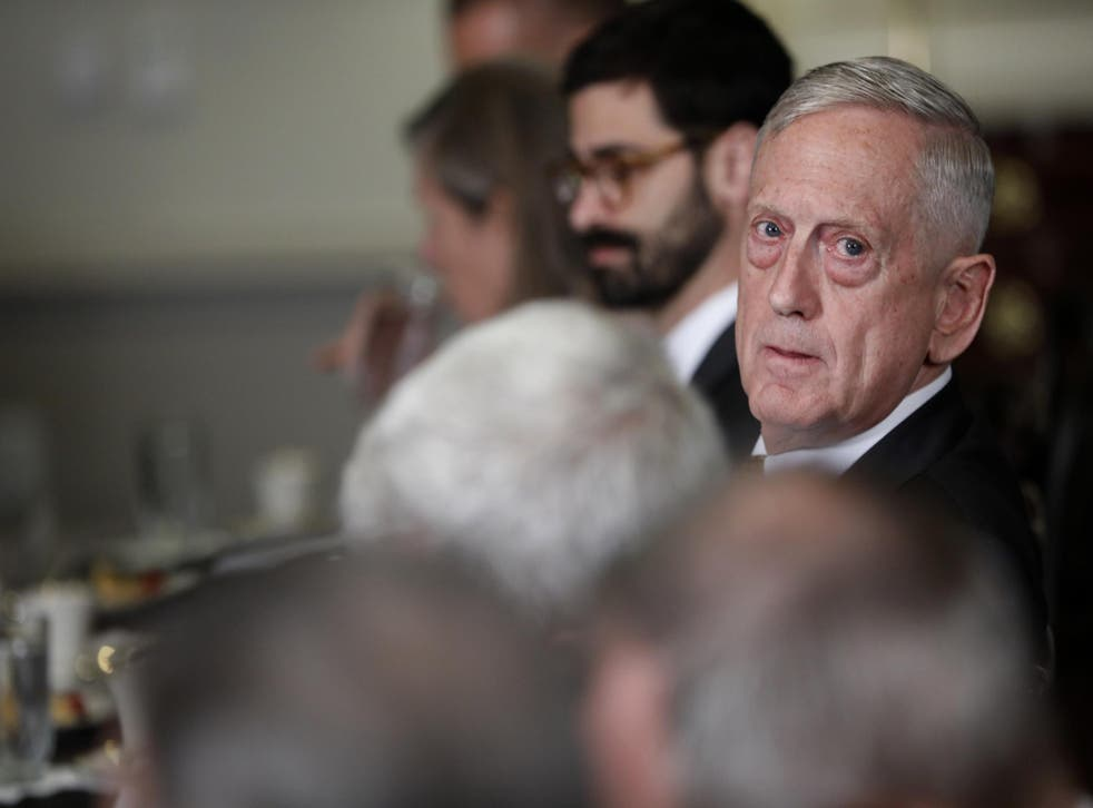 US Secretary of Defence James Mattis has issued a stern warning to North Korea