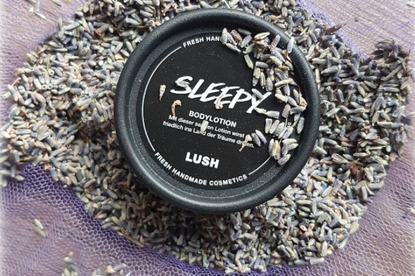 Sleepy: The £8 body lotion that insomniacs are swearing by for a good night's sleep