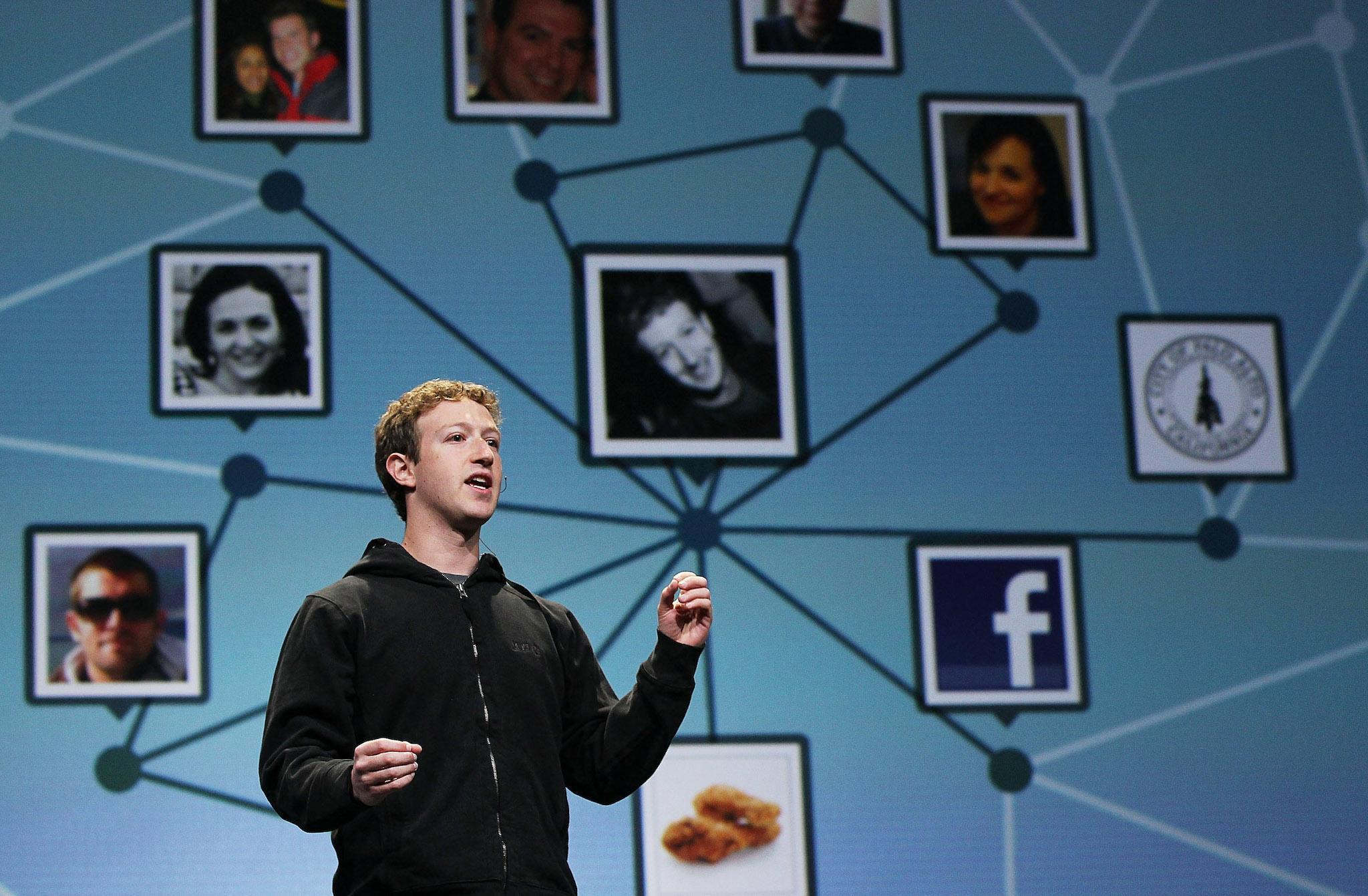Mark Zuckerberg says he might add bitcoin to Facebook