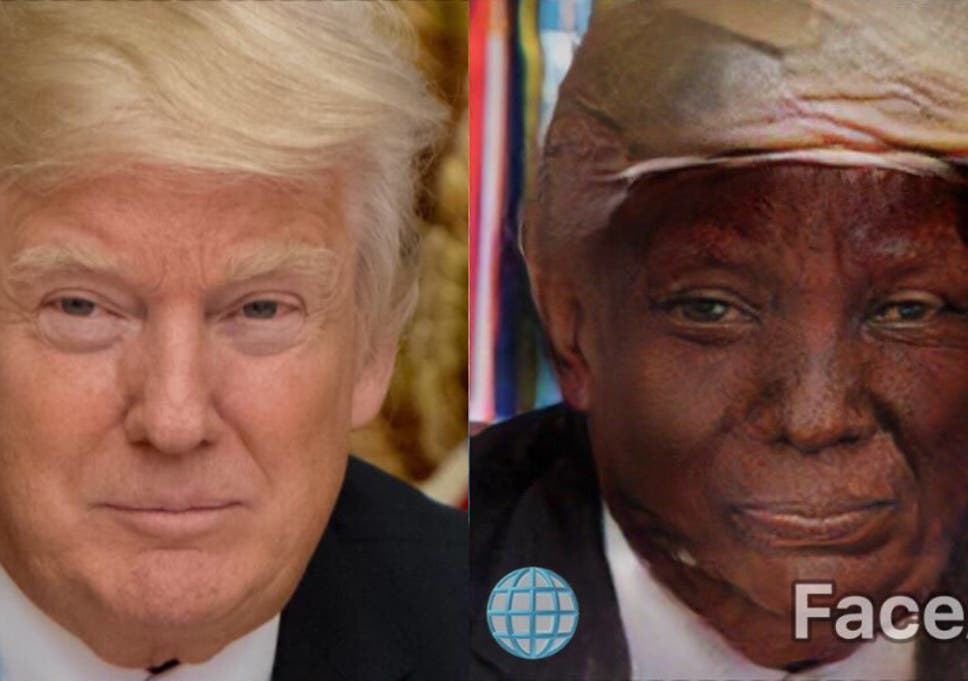 Racist' FaceApp photo filters encouraged users to black up | The