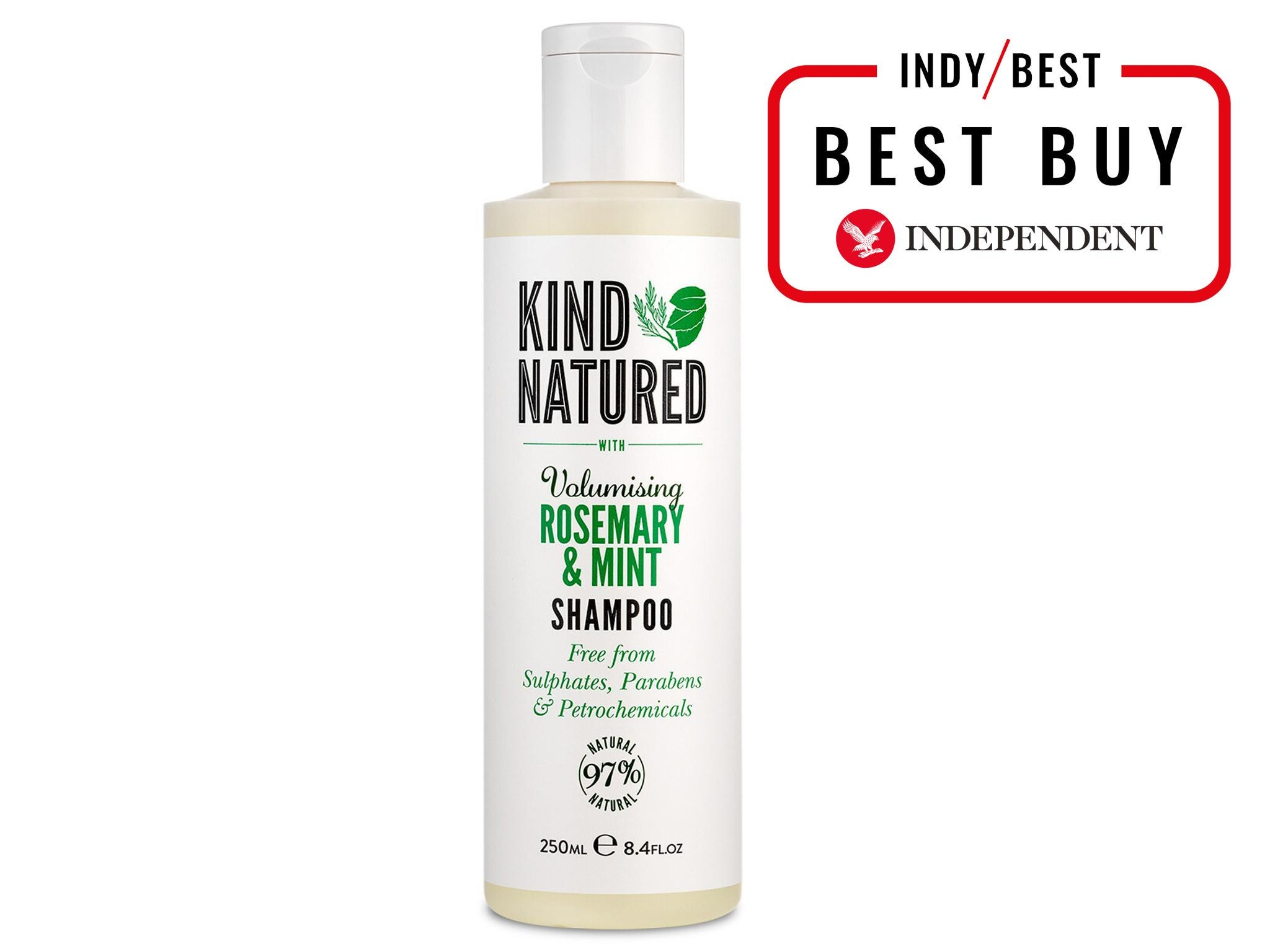 Best sulphate and paraben-free hair care products