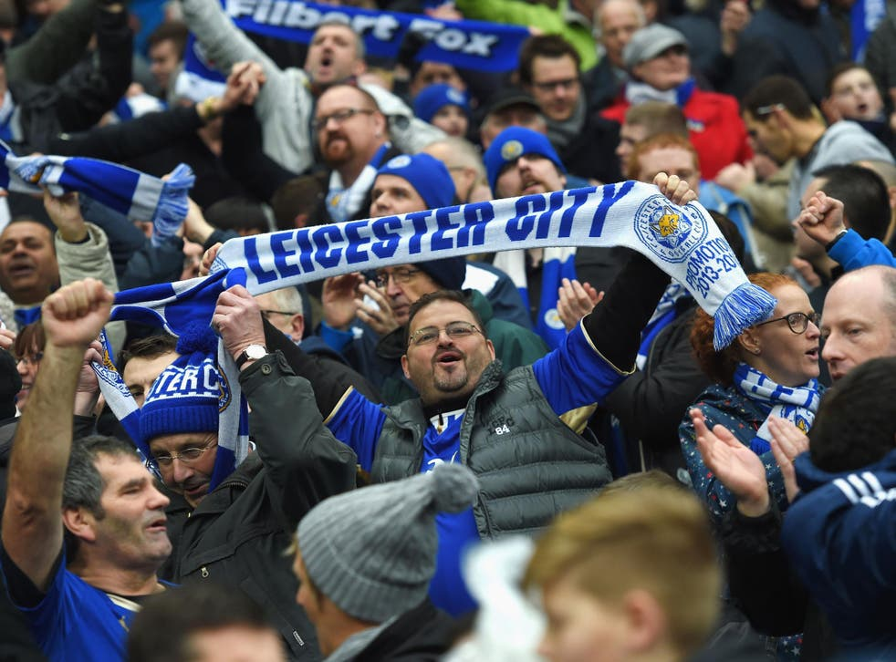 Leicester fans will travel to Arsenal for the first game of the new Premier League season