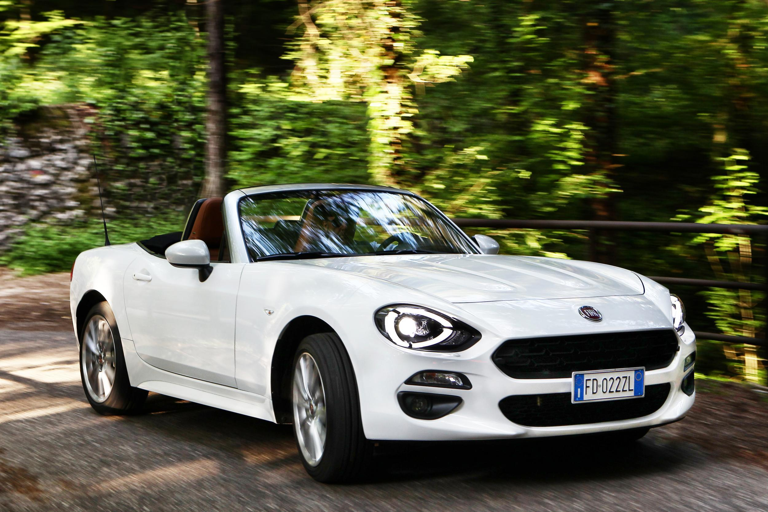Review Fiat 124 Spider 14 Classica The Independent Rear Axle Schematic