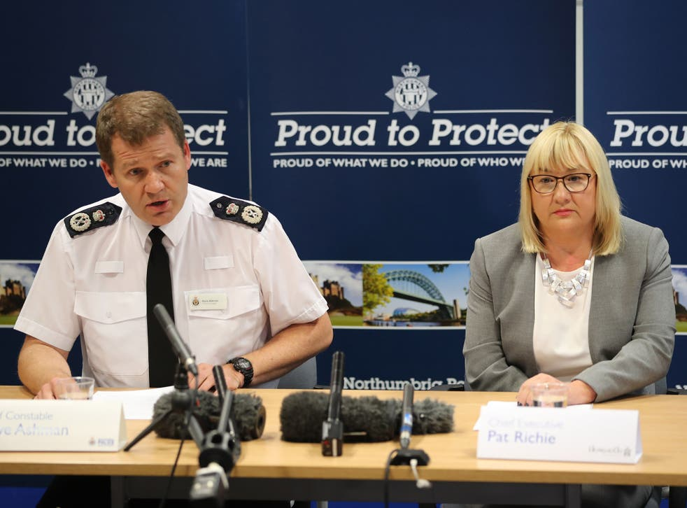 Northumbria Police fear that there could be over 700 victims of sex abuse in the North East