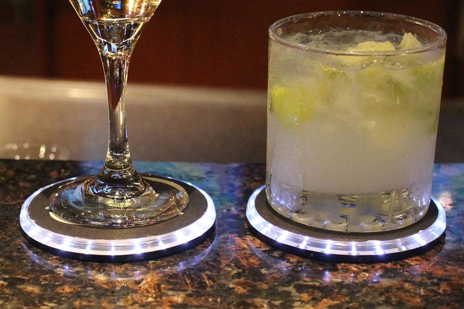 Brio Smart Coaster The Solution To Keeping Your Drink