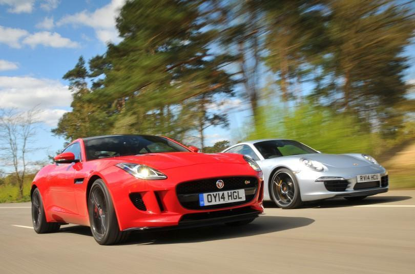 Jaguar F Type Or Porsche 911   Which Makes The Better Used Coupe? | The  Independent