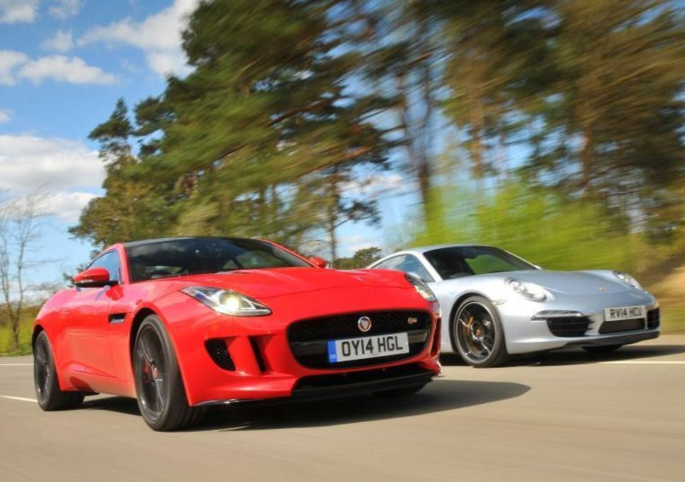 Jaguar F Type Or Porsche 911   Which Makes The Better Used Coupe?