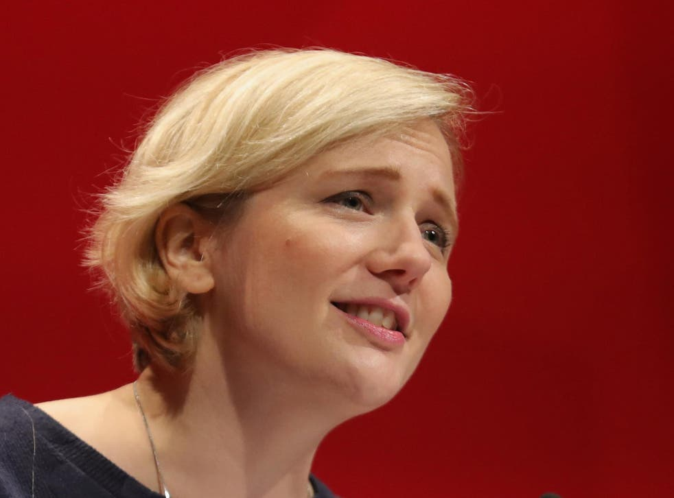 Stella Creasy warned employers that trying to silence women raising concerns about pay inequalities 'isn't the right response'
