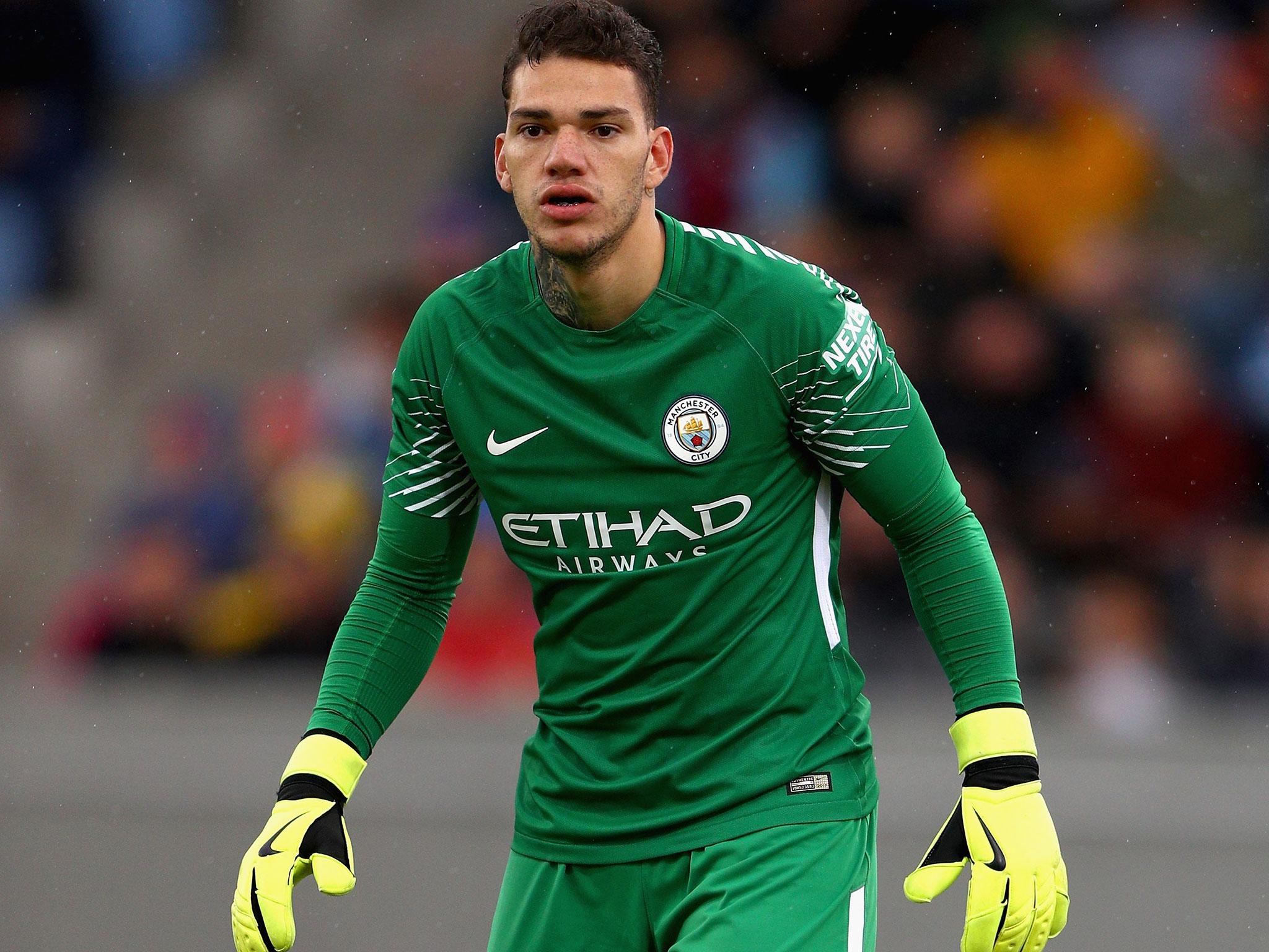 Ederson unfazed by world record price tag ahead of debut season at