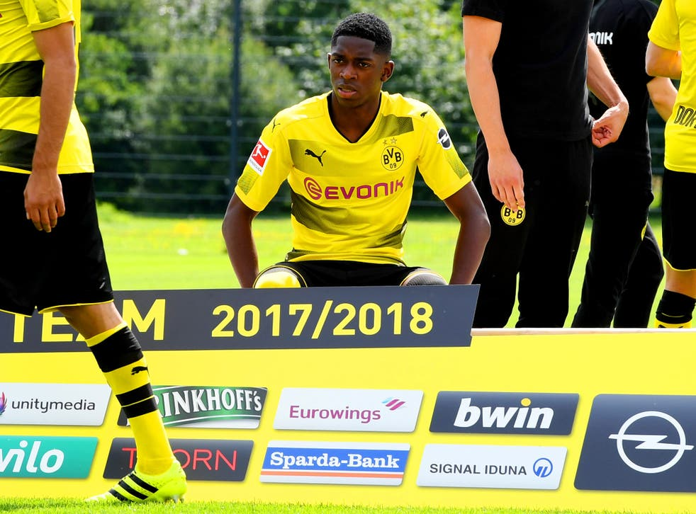 Ousmane Dembele has been suspended indefinitely by Borussia Dortmund