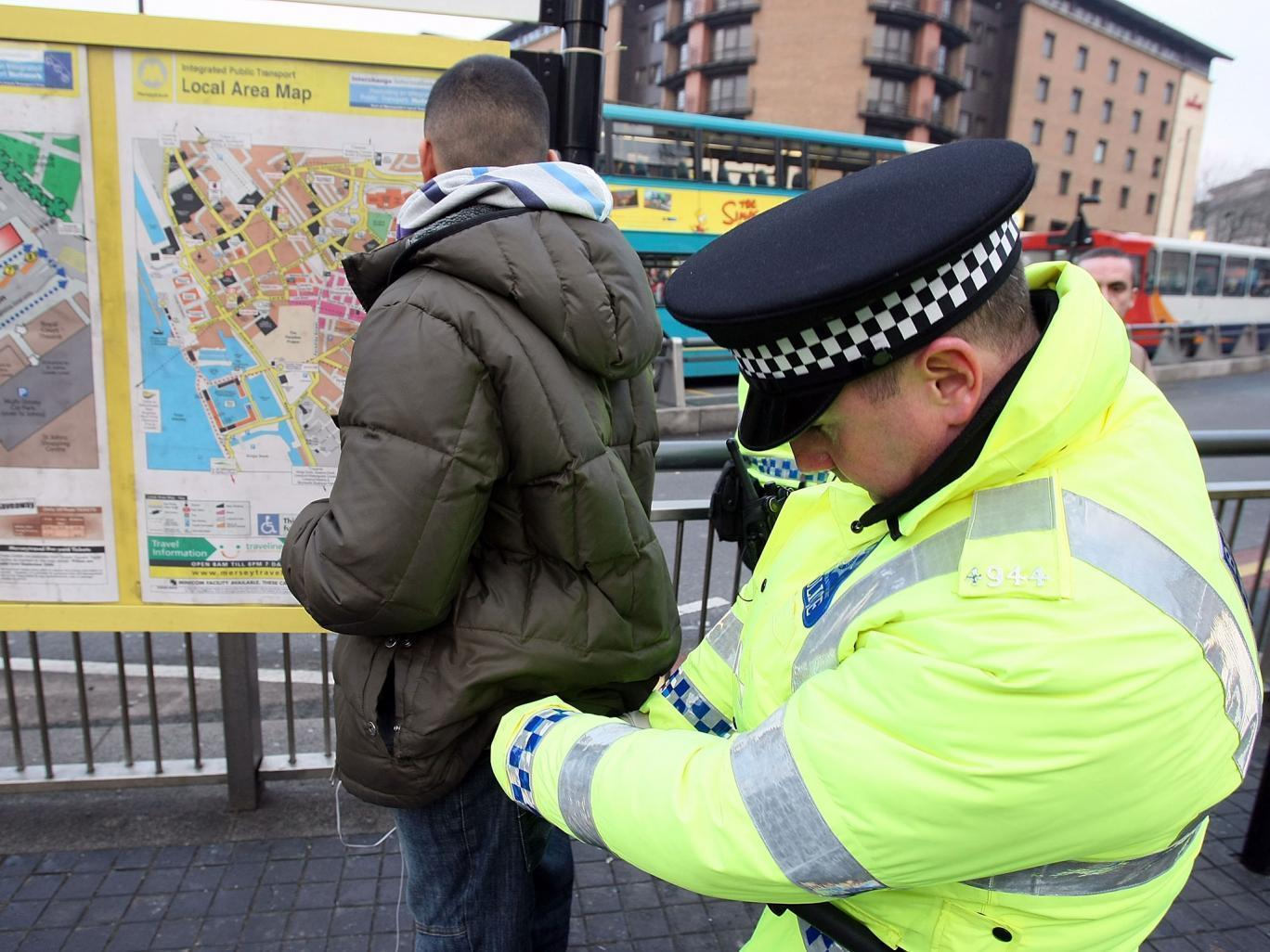Stop And Search In The UK Is Fundamentally Flawed, And