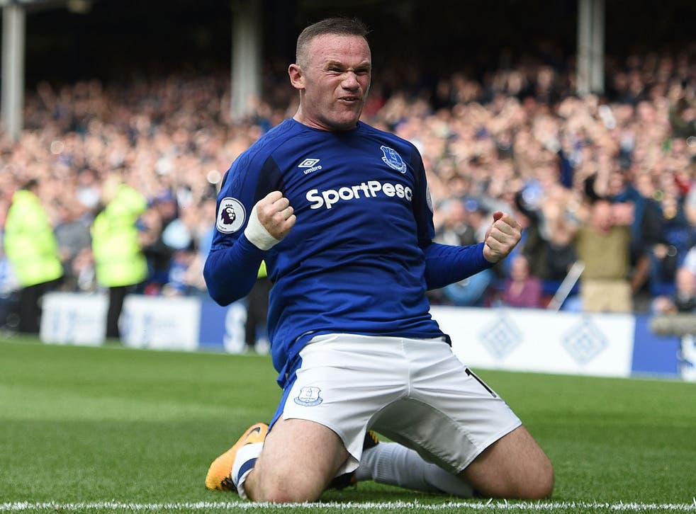 Wayne Rooney believes he has taken the toughest challenge by returning to Everton
