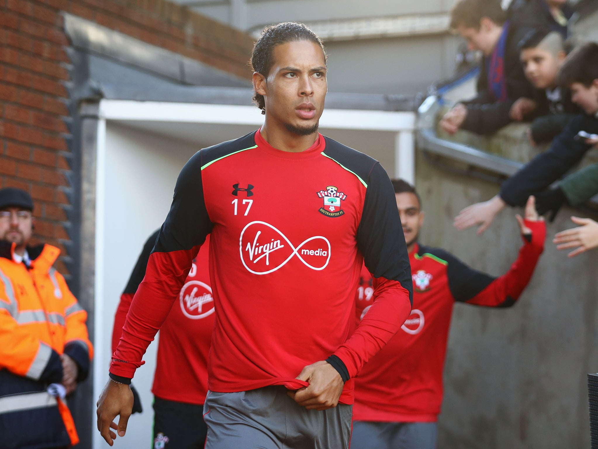 Southampton insist Chelsea and Liverpool target Virgil van Dijk will play 'alongside' new signing Wesley Hoedt