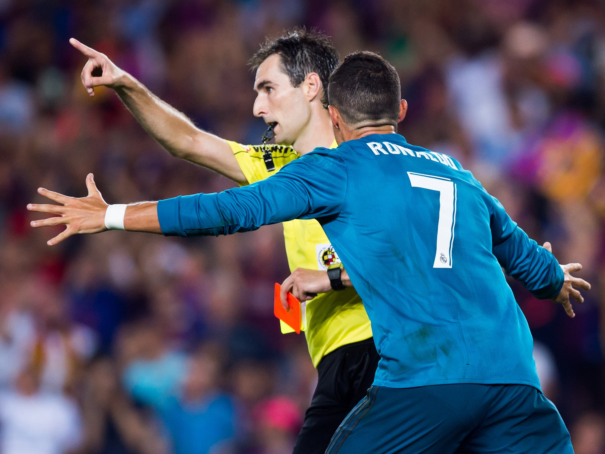 026d8ed0c Cristiano Ronaldo banned for five matches after red card against ...