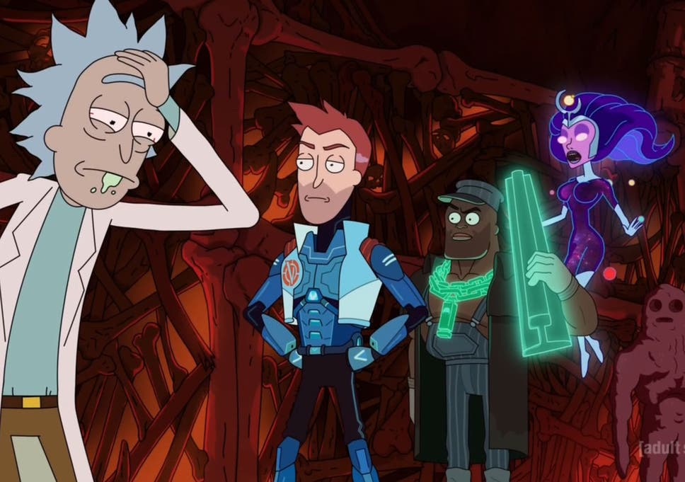 Rick and Morty season 3 episode 4 review: Guardians of the