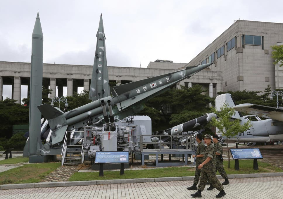 North Korea America Is Preparing Military Options In Case Sanctions