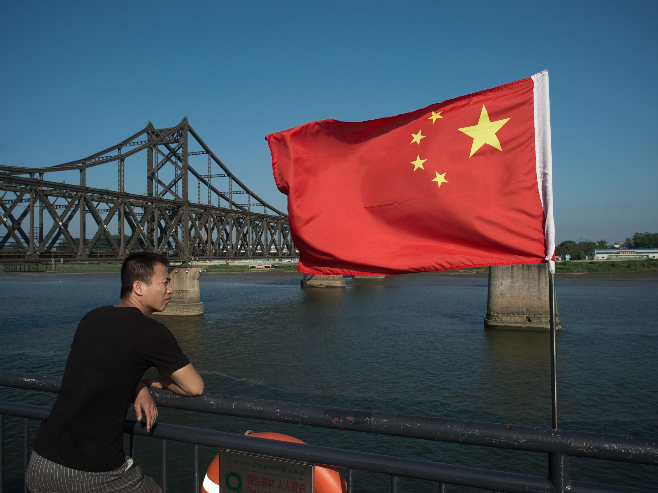China bans North Korean coal and iron imports following tough UN sanctions | The Independentindependent_brand_ident_LOGOUntitled