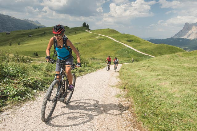 Hills needn't be a hassle with the world's highest e-bike-share scheme