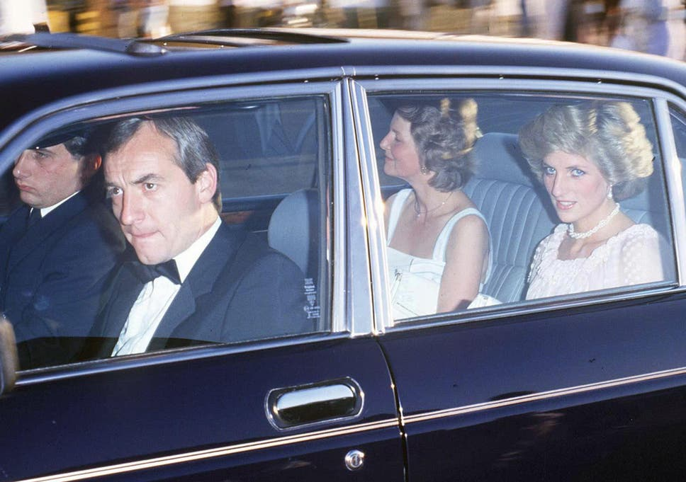 lady diana death theories