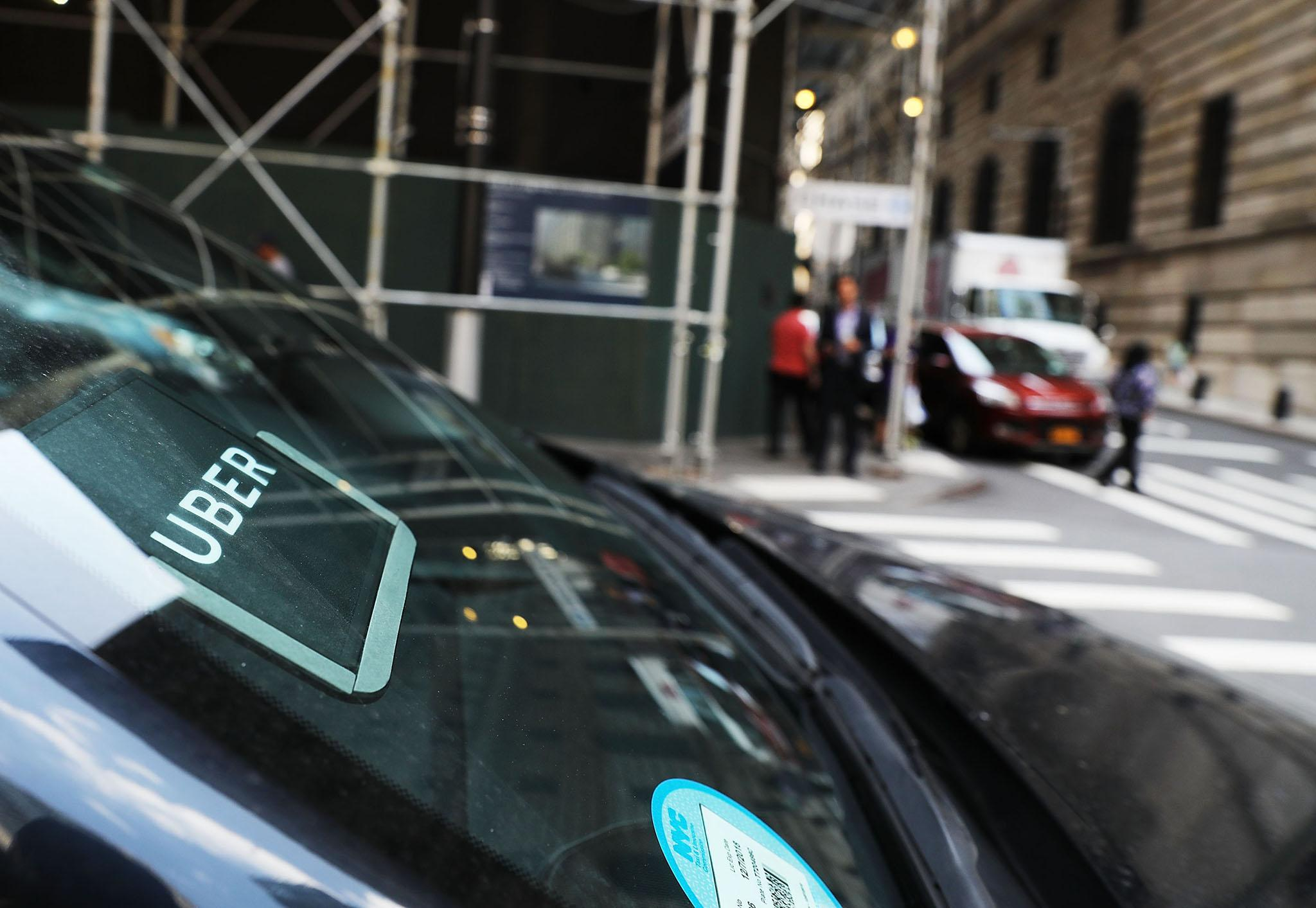 Woman stops rape by Uber driver after telling him she has HIV