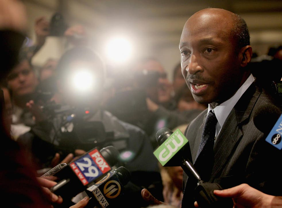 Merck & Co. President and CEO Kenneth Frazier