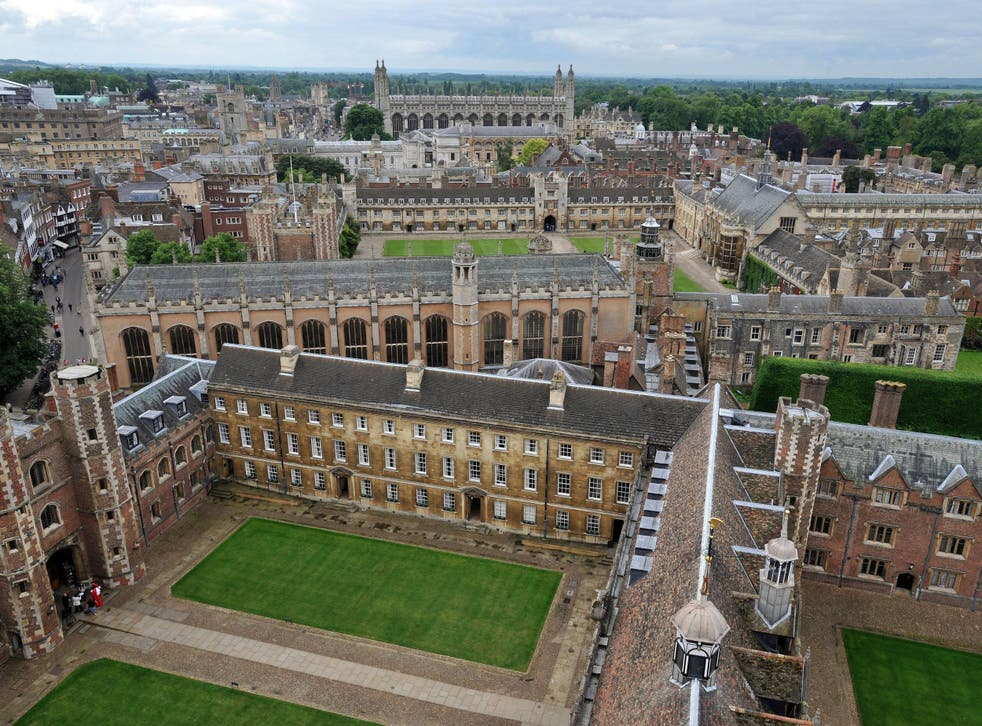"""MPs accuse Oxbridge of continuing to draw the """"overwhelming majority"""" of their students from a """"small minority in terms of both geography and socio-economic background"""""""