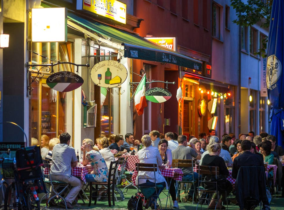 Prenzlauer Berg in Berlin is home to English speaking expats