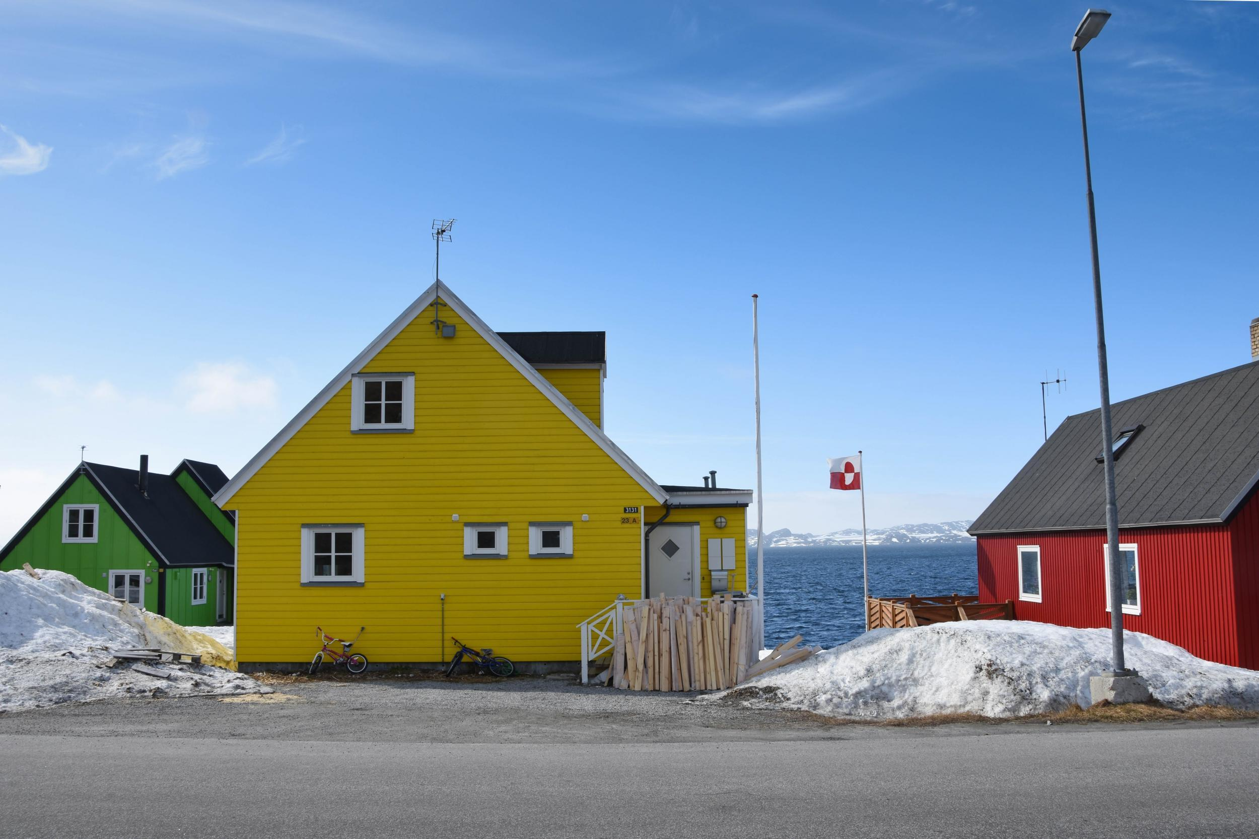 SEX ESCORT in Nuuk