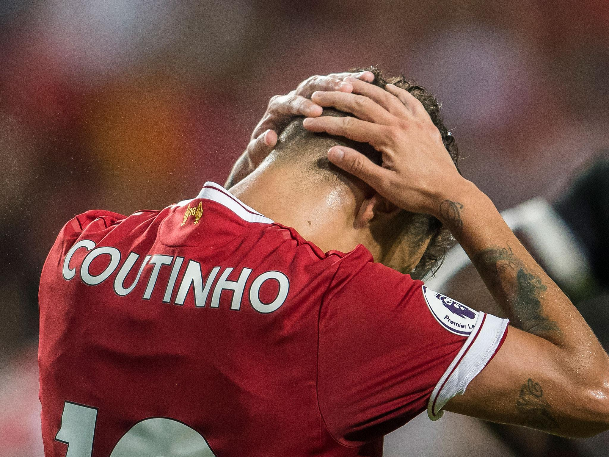 Liverpool reject third bid from Barcelona for Philippe Coutinho worth over £110m