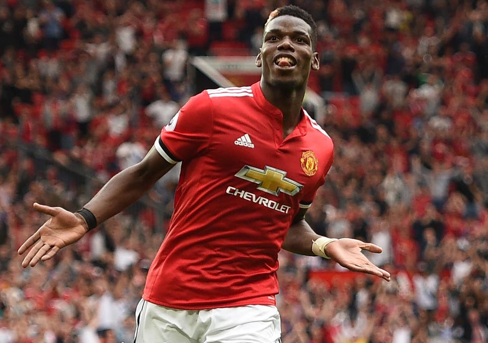 03a0dc70b Paul Pogba believes not being the world s most expensive footballer will  benefit him at manchester United