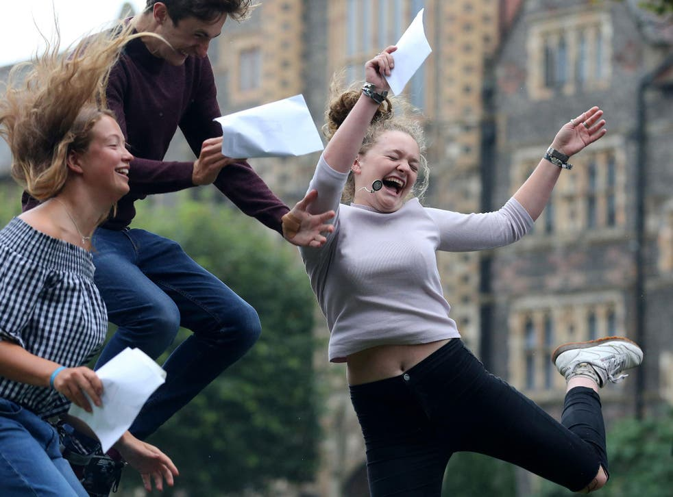 Students will receive their A-level results in August