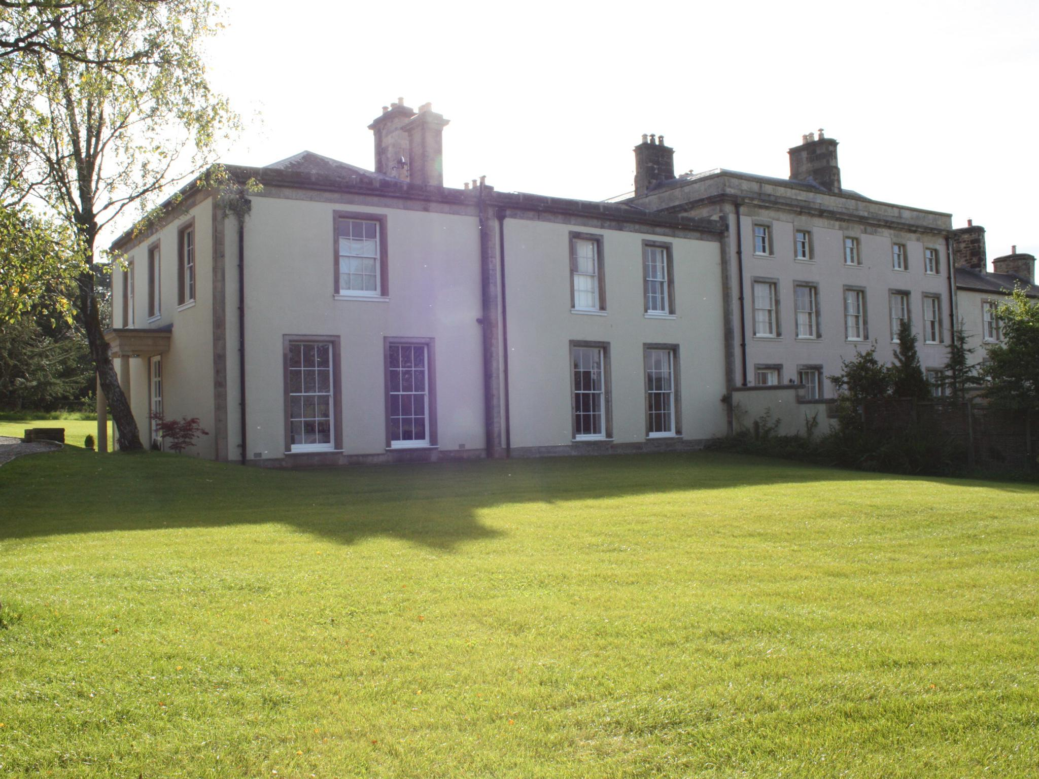 A woman just won an 800,000 Lancashire manor house (with a title) in a raffle