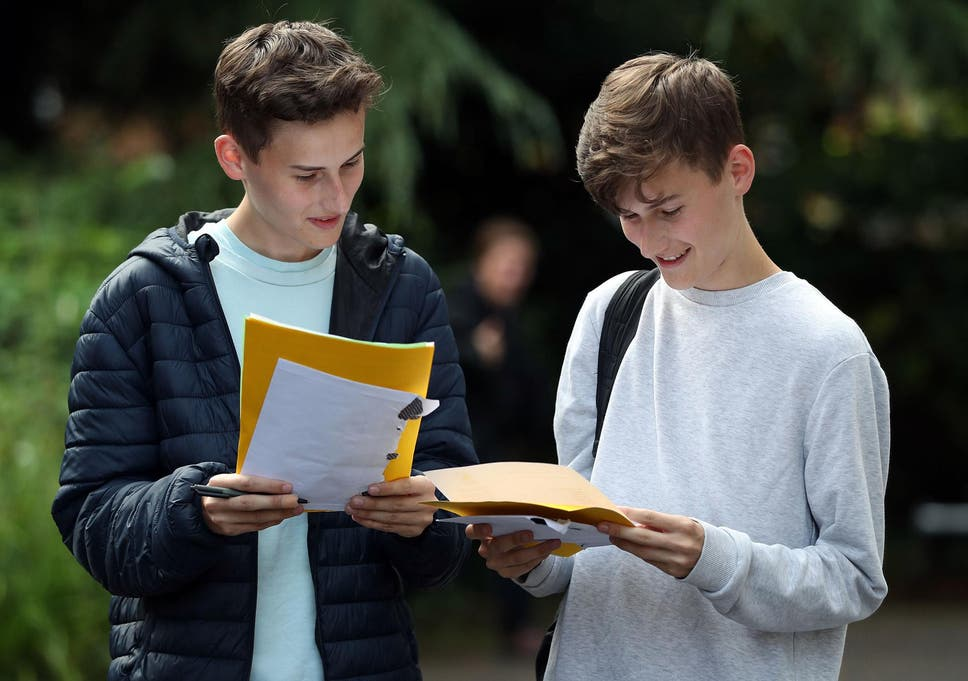 A Level Results 2017 Boys Overtake Girls In Top Grades For First Time Years