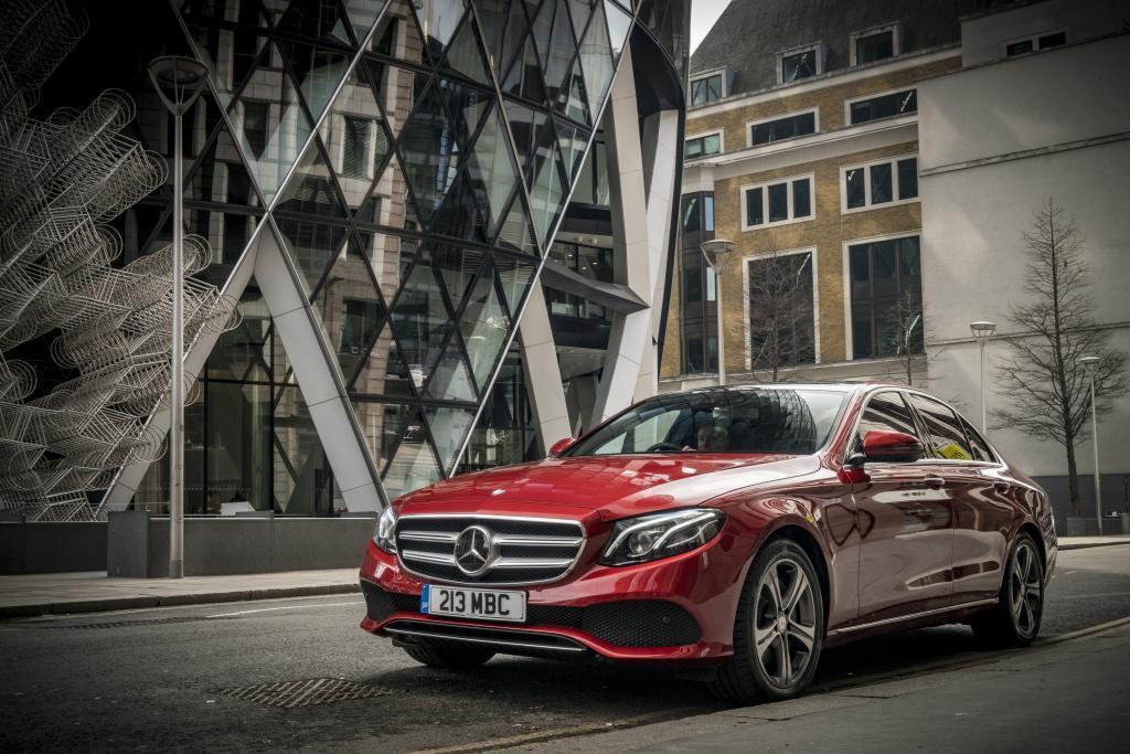 Car Review: Mercedes-Benz E 350 e | The Independent