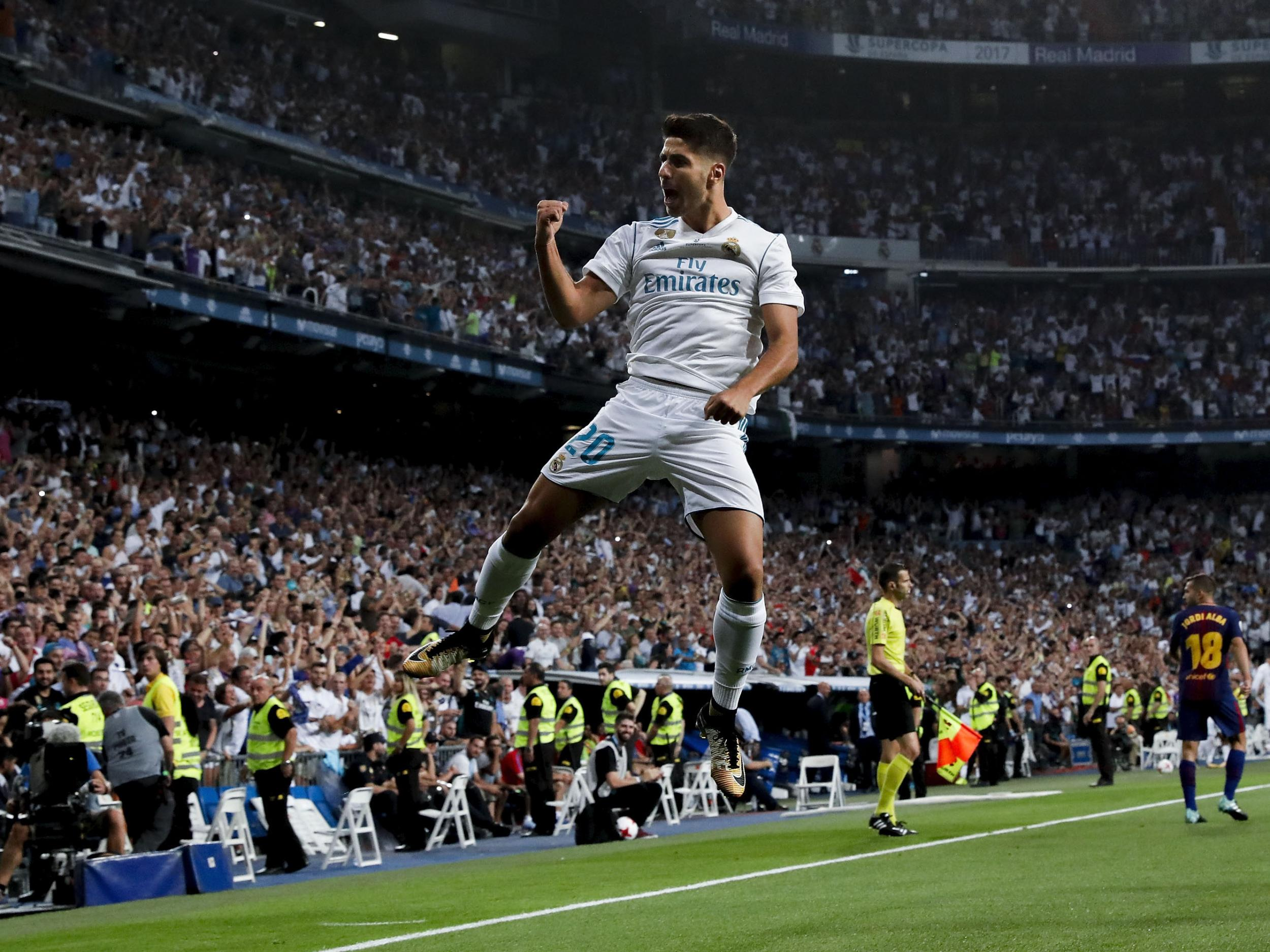 Marco Asensio: career of a young Spanish midfielder in Real Madrid and the Spanish national team 80