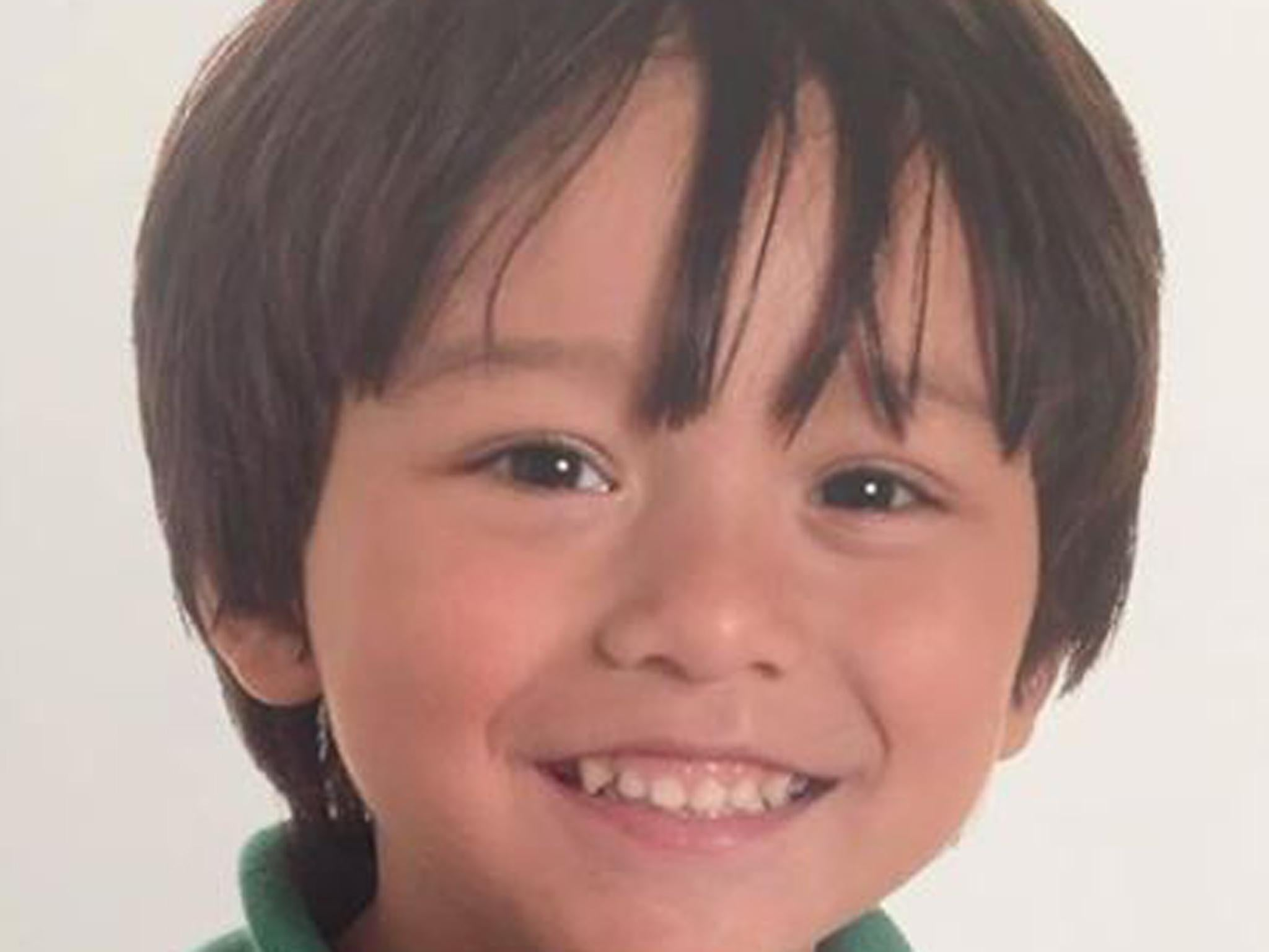 Barcelona attack Appeals for missing seven-year-old boy separated from mother