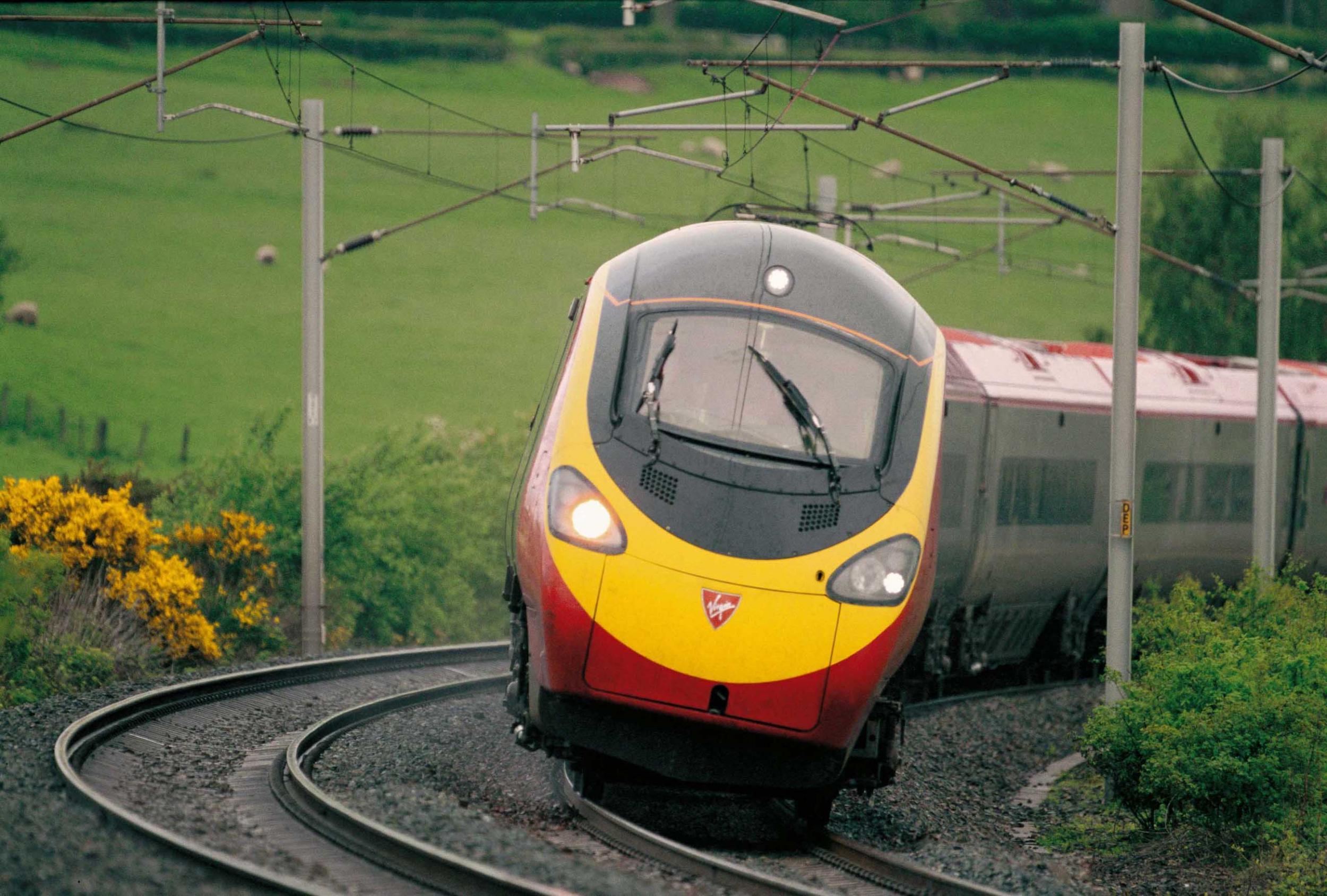 azuma: high speed train cuts london-edinburgh journey down to four