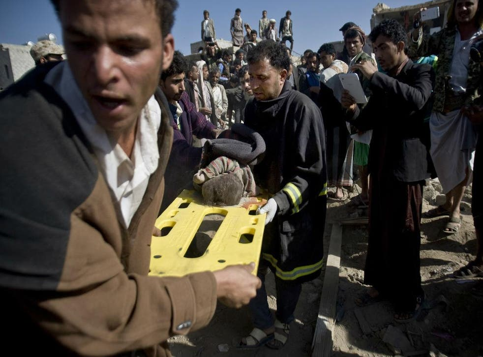 Up to 3,000 civilians have been killed since the campaign started two years ago