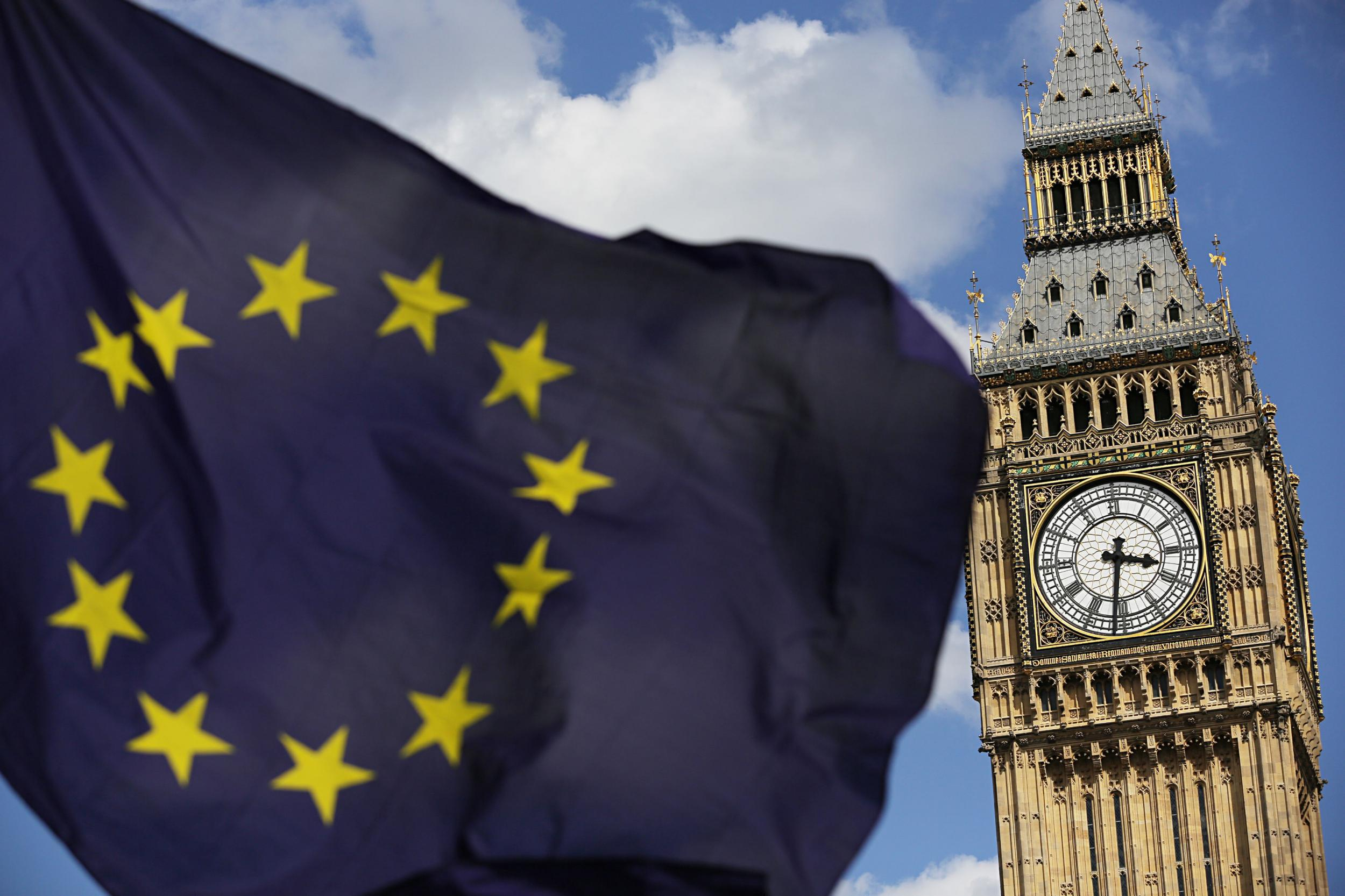 Conservative MPs want Big Ben to 'bong Britain out of EU' on Brexit day