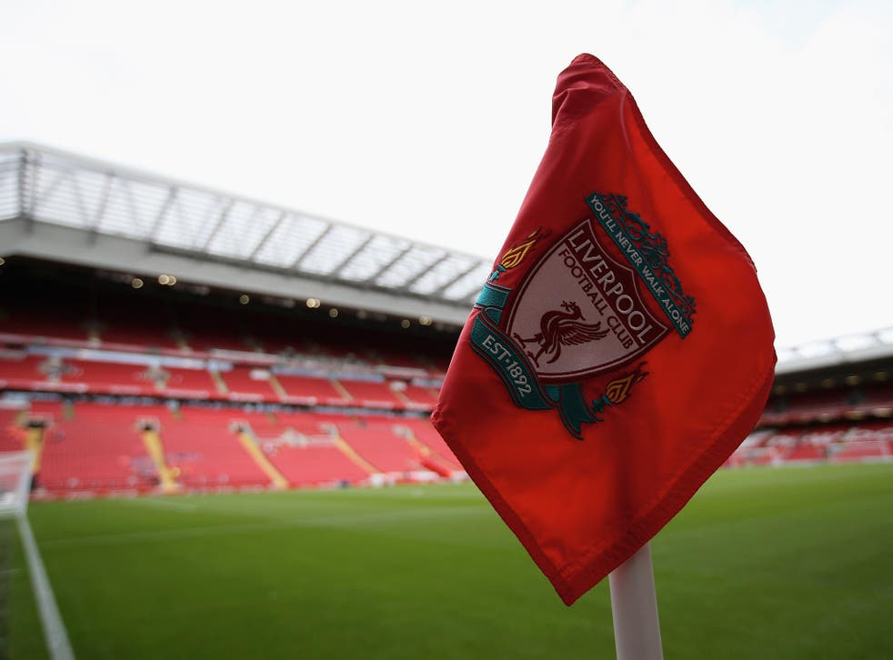 The Anfield club was targeted by Chinese investors last year