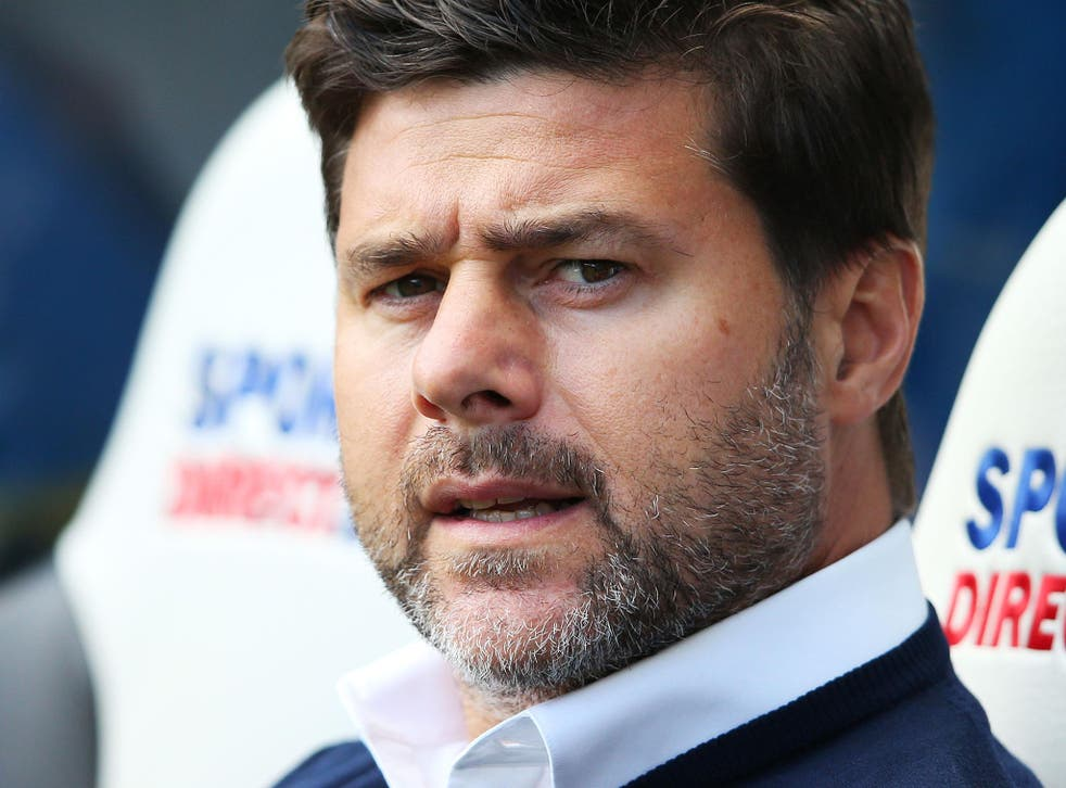 Mauricio Pochettino wants to prove that Tottenham can be the best side in England