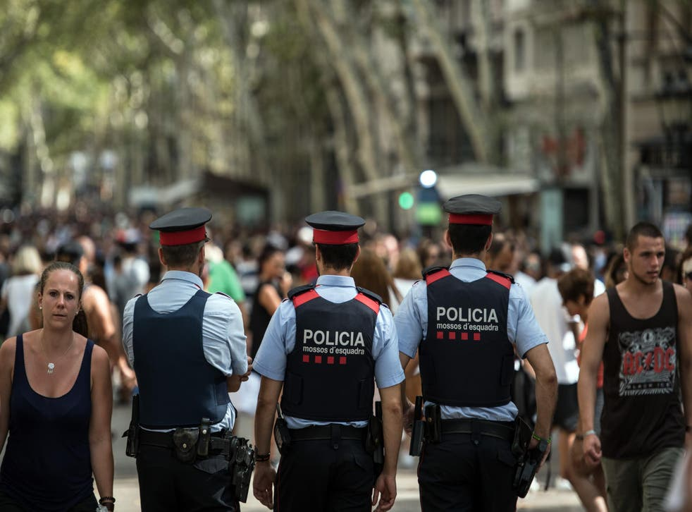 It comes just weeks after extremists launched a deadly attack on one of Barcelona's most famous tourist areas