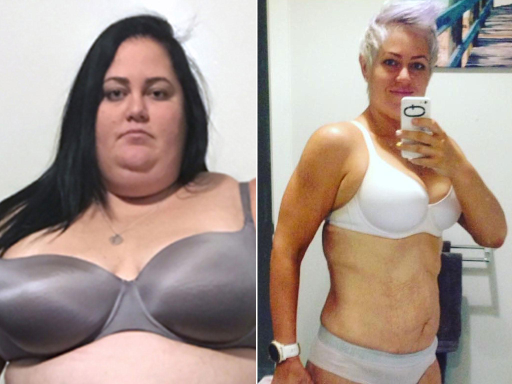 Woman warned she would die at 40 reveals how she lost 115kg
