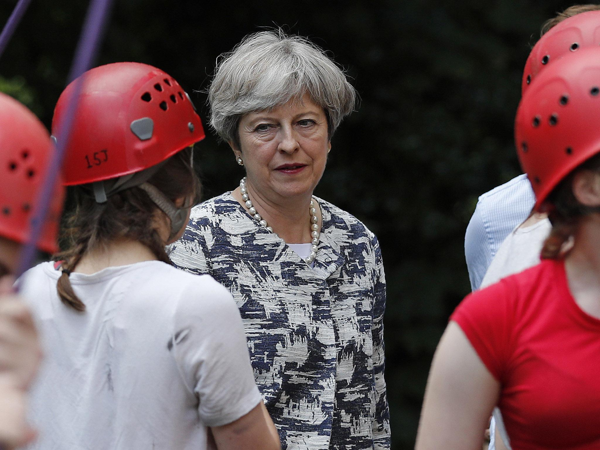 Tory MPs lash out at Theresa May over dropped pledge to cap energy prices for millions of families   The Independentindependent_brand_ident_LOGOUntitled