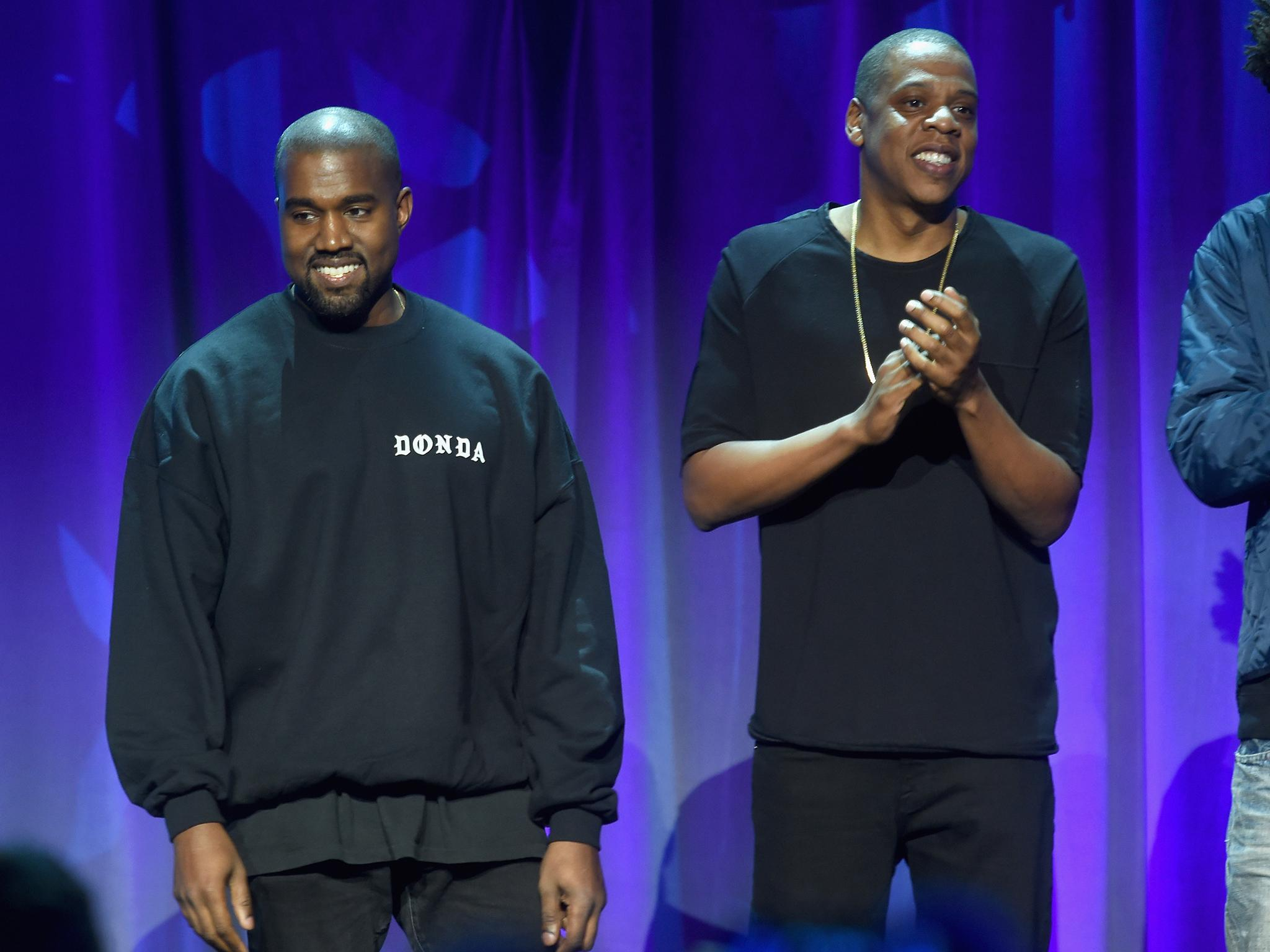 jay z speaks out on kanye west feud and explains why he has real real problem with former. Black Bedroom Furniture Sets. Home Design Ideas