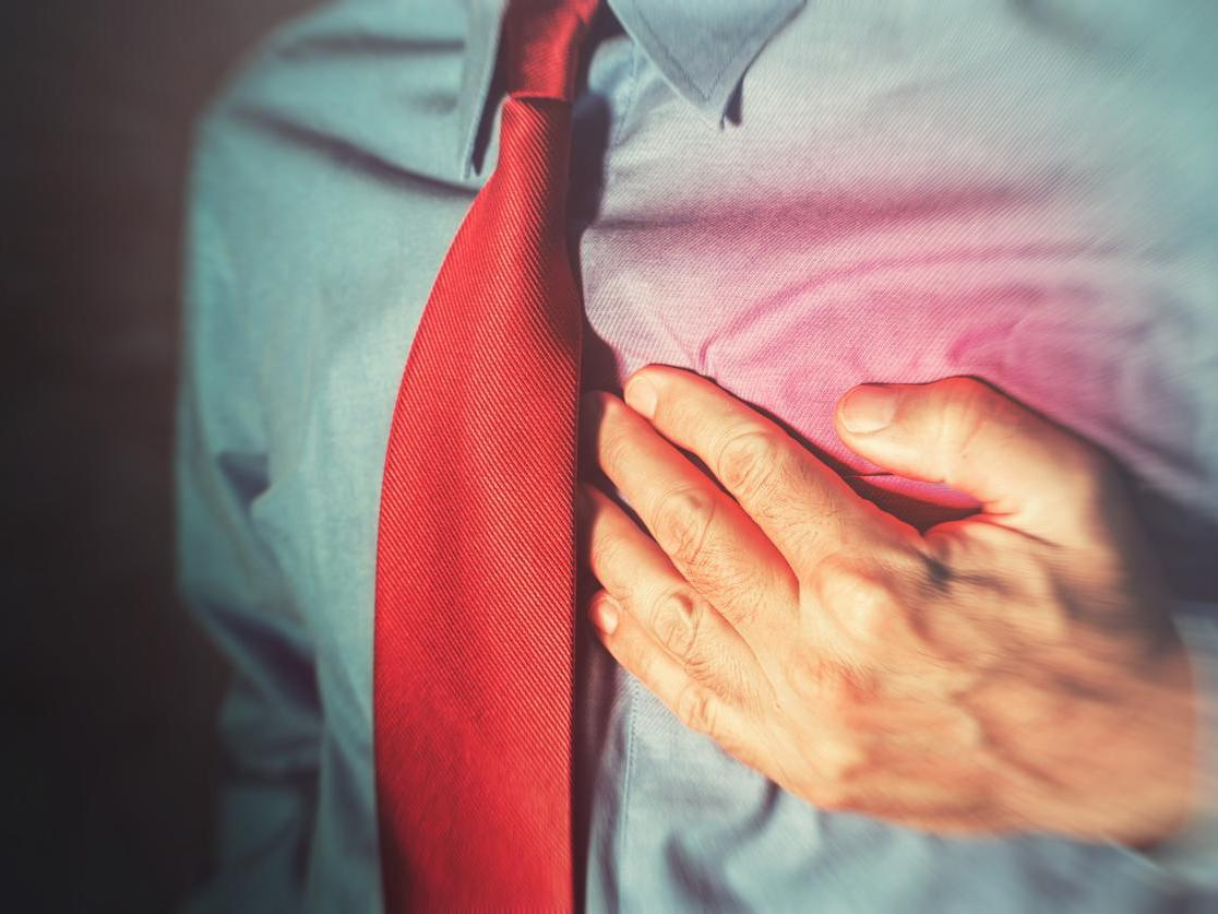Cholesterol crystals are a sign heart attack is imminent, finds new study